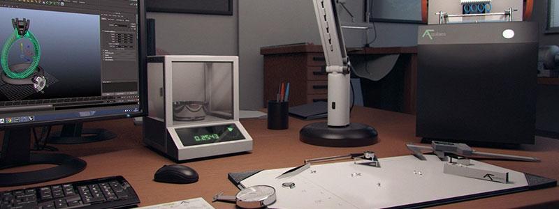 L'utilité d'une imprimante 3D pour la bijouterie et la joaillerie
