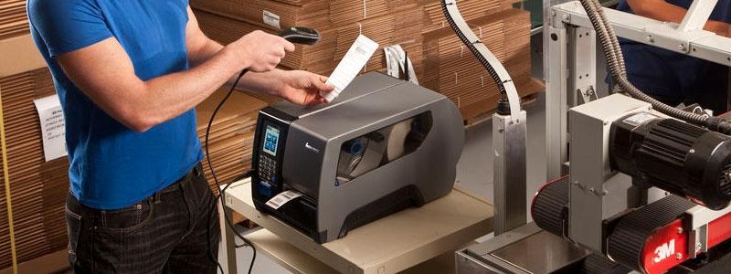 Options et accessoires pour imprimantes d'étiquettes thermiques