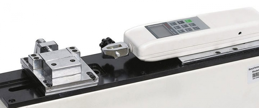 Dynamomètres digitaux de traction et de compression