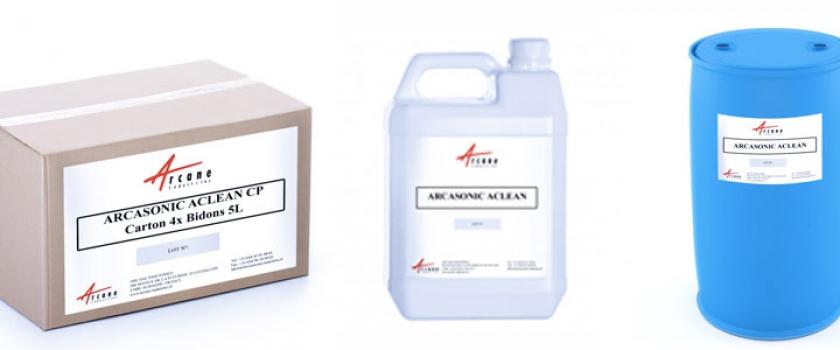Nettoyage par bain à ultrasons : quels produits chimiques sont employés ?