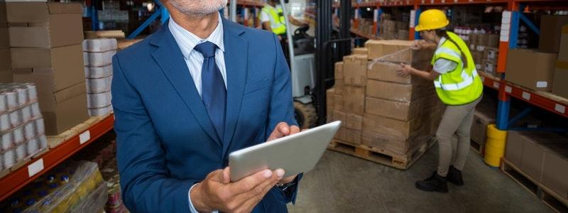 Louer une plateforme logistique pour une entreprise